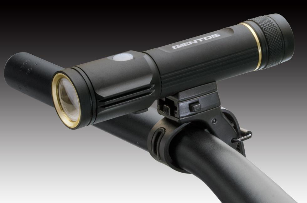 おすすめのロードバイク用ライト XB_800R