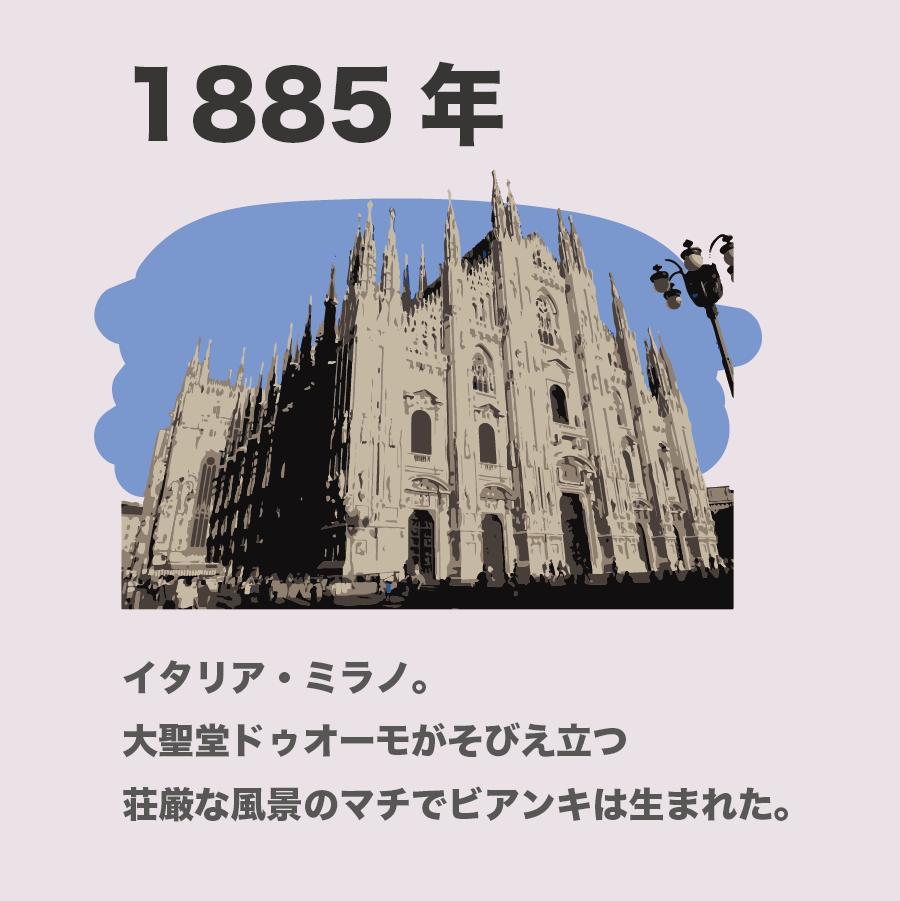 イタリア・ミラノと大聖堂ドゥオーモ