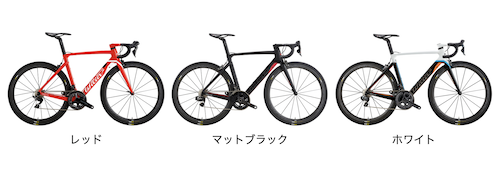 Wilierのロードバイクcento