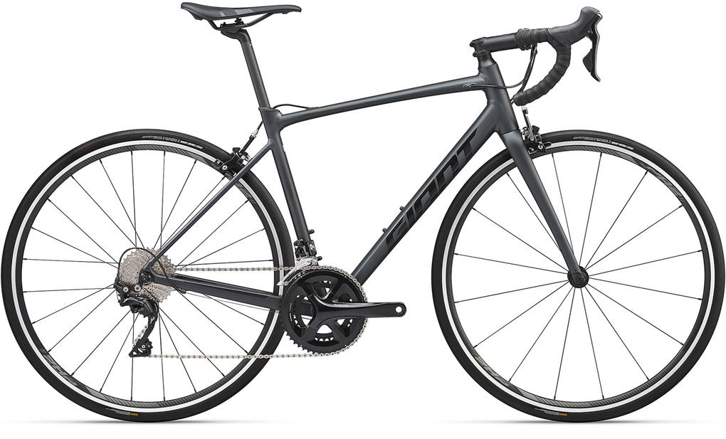 ロードバイク CONTEND SL 1 (2020 NEW) COLOR : マットブラック PHOTO : 480mm