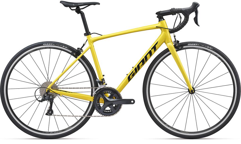 ロードバイク CONTEND 1 (2020 NEW) イエロー