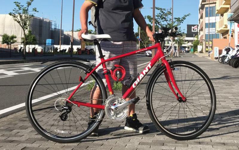 GIANTのクロスバイク ESCAPE R3(エスケープ)
