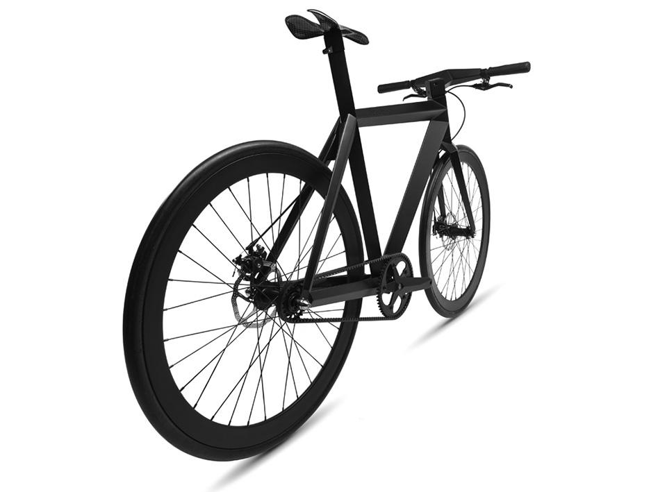 BME Design「B-9 NH」 固定ギアバイク