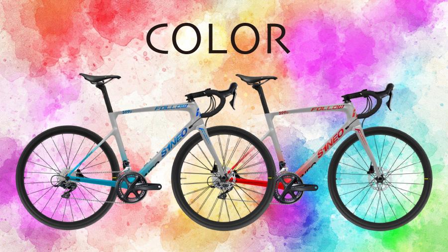 S1NEOでは、各デザインそれぞれに複数の色が用意されている