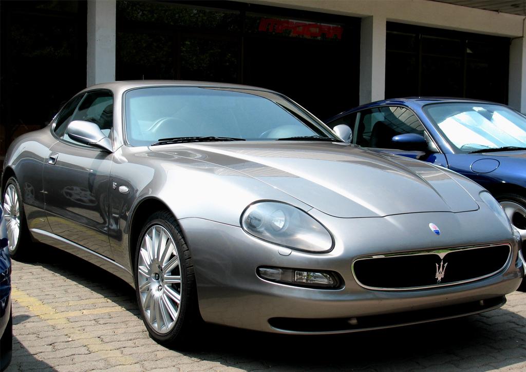 サンティッロ氏がかつてデザインしたMaserati 3200 GTは現代でも名車として知られている