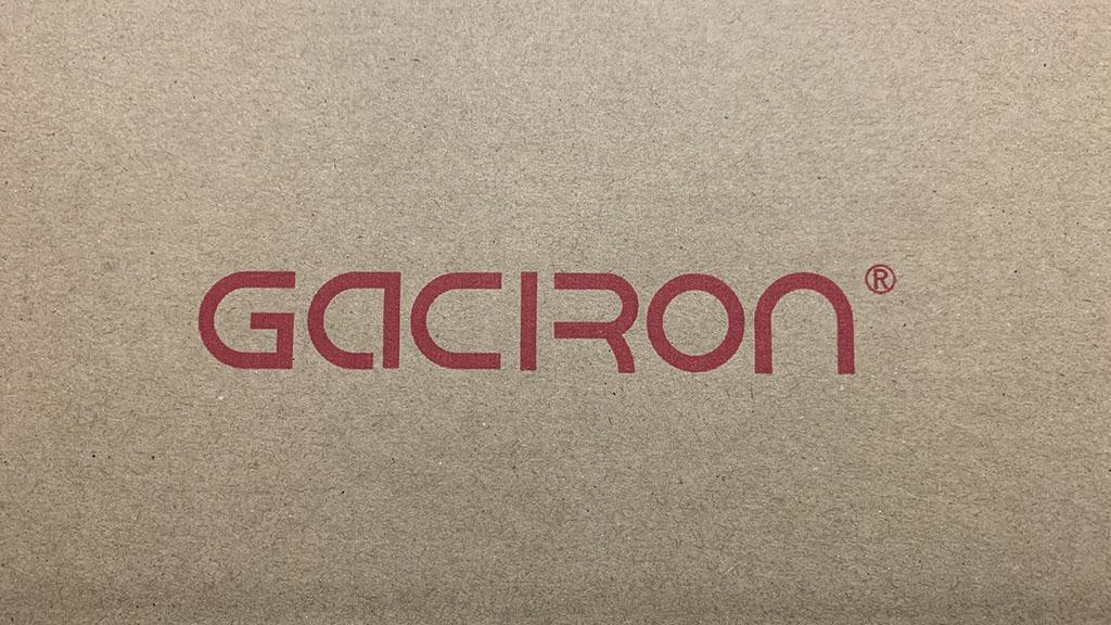 GACIRON(ガシロン)のロゴ